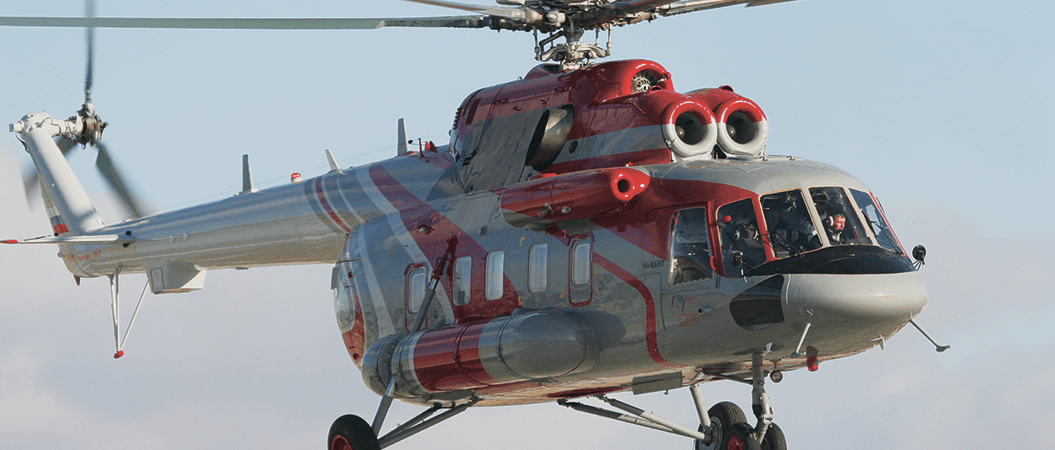 TV3-117 ENGINE (ALL MODIFICATIONS), MAIN GEARBOX VR-14 (MI-8MTV, MI-8AMT, MI-17, MI-171) AND VR-24 MAIN GEARBOX (MI-24, MI-25, MI-35)